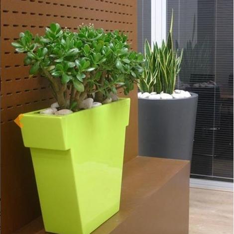 Slide slide vaso il vaso outlet vendita online slide for Arredo giardino vendita on line