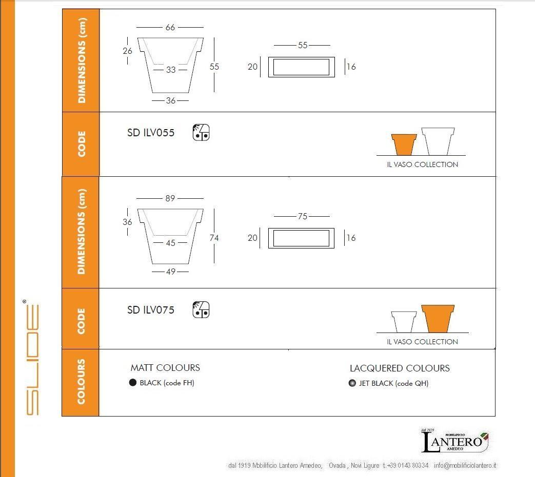 Slide Slide ,vaso il vaso,outlet vendita online slide ...