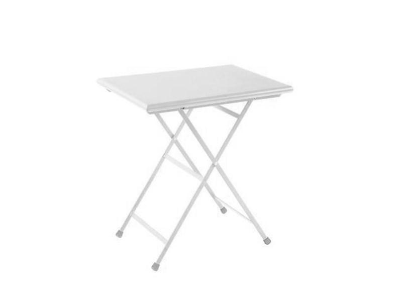 Tavolo arc en ciel bianco emu tavolo da giardino a prezzo for Emu arredo giardino outlet