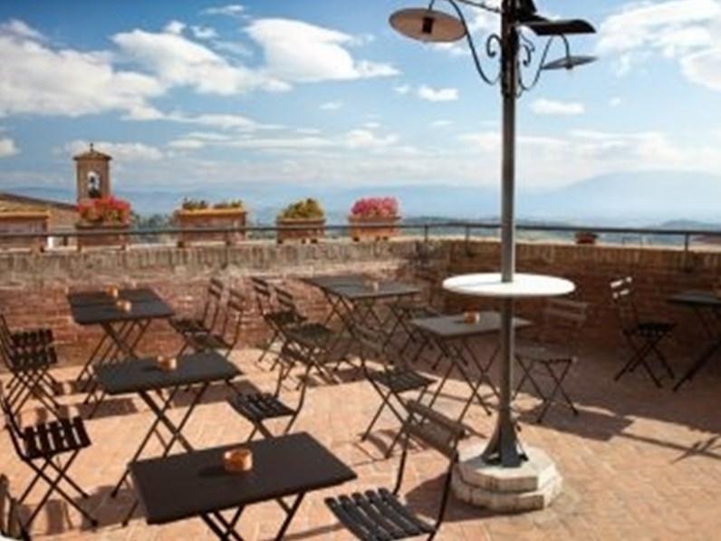 Tavolo da giardino emu arc en ciel 70x50 a prezzo outlet for Arredo esterno outlet