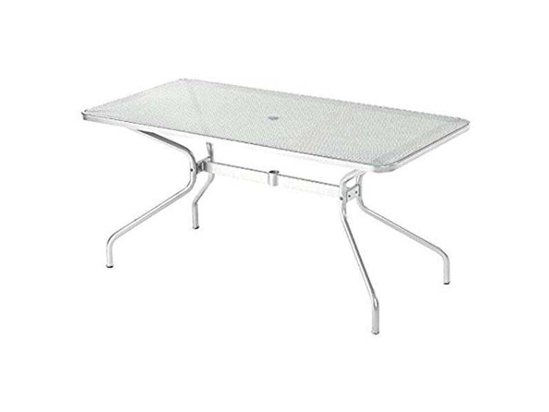 Tavolo da giardino emu cambi 160 x 80 bianco a prezzi outlet for Emu arredo giardino outlet