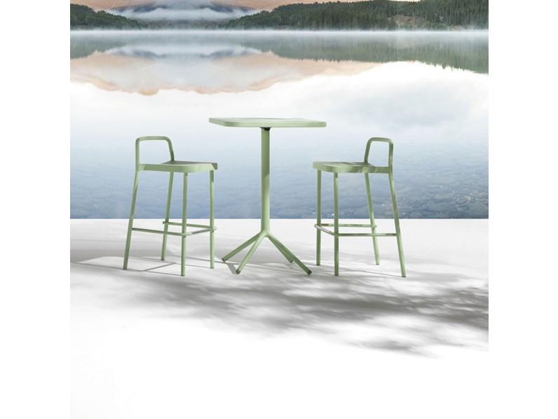 Tavolo da giardino emu pieghevole con sgabelli grace sconto del
