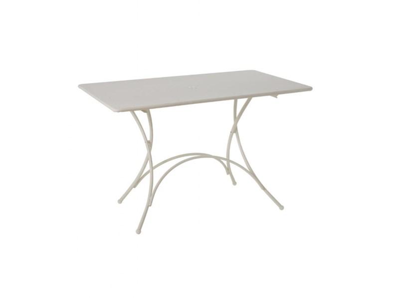 Tavolo da giardino pigalle chiudibile emu a prezzi outlet for Emu arredo giardino outlet