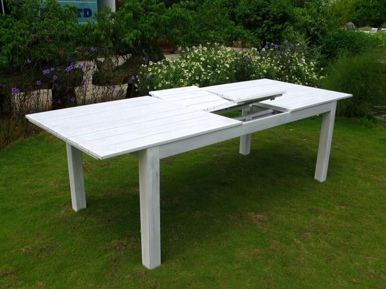 Tavolo da giardino con 6 sedie alexa cosma outdoor living for Tavoli in offerta