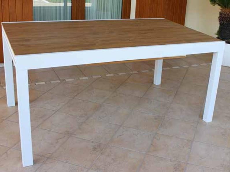 Tavoli Da Giardino Roma E Provincia.Tavolo Da Giardino Tavolo Cayman 160 240 E 6 Poltroncine Cayman