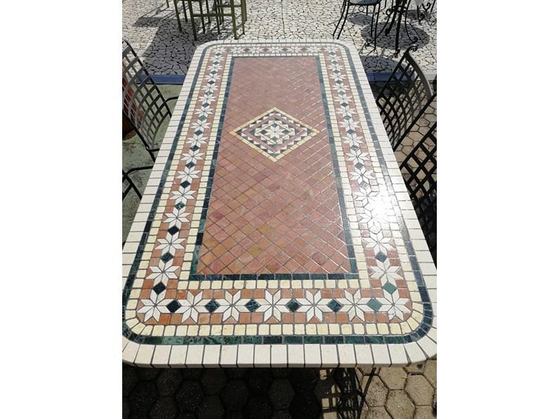 Tavolo da giardino vermobil silver con uno sconto del 31 for Arredo giardino mercatone uno