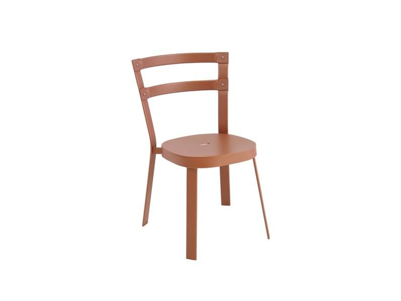 Thor colore cortene emu sedia da giardino a prezzo outlet for Emu arredo giardino outlet