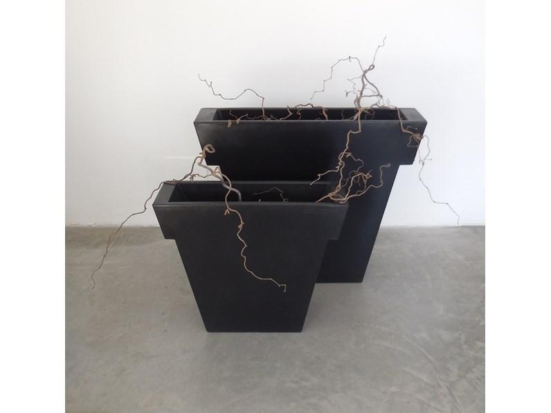 da giardino Slide Il vaso slide design A PREZZI OUTLET