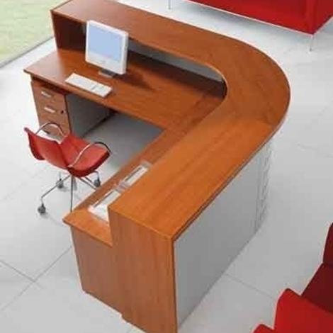 Bancone reception arredo ufficio a prezzi scontati for Arredo ufficio reception