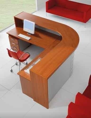 Bancone reception arredo ufficio a prezzi scontati for Mobili ufficio scontati