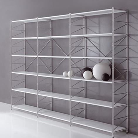 Composizione libreria modello Socrate di Caimi - Arredo Ufficio a prezzi scontati