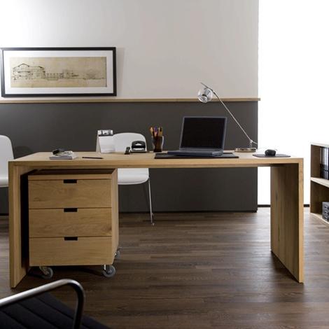 Ethnicraft tavolo modello u arredo ufficio a prezzi scontati for Arredo ufficio prezzi