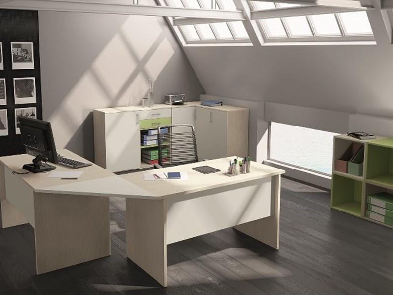Mobili per ufficio postazioni operative marchiate san for Mobili design ufficio