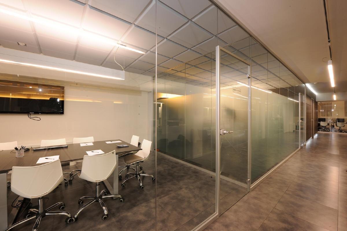 Pareti divisorie in vetro arredo ufficio a prezzi scontati - Pareti divisorie ufficio economiche ...