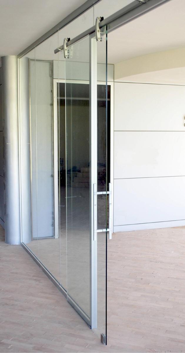 Pareti divisorie in vetro arredo ufficio a prezzi scontati for Pareti divisorie ufficio prezzi
