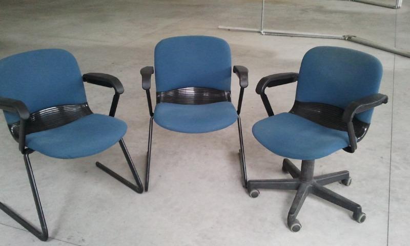 Las mobili per ufficio scrivanie las scontato del 82 for Dimensioni mobili ufficio