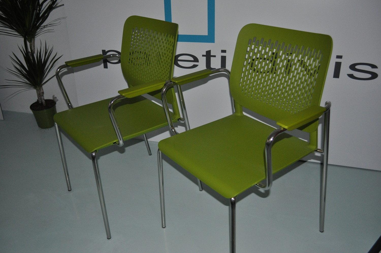 Sedie interlocutorie green arredo ufficio a prezzi scontati for Sedie arredo