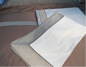 Copripiumini in Cotone modello Tailor Flou a prezzo outlet scontato