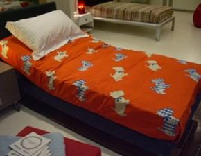 Copripiumini modello Soggy arancio della firma Flou a prezzi convenienti