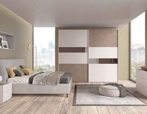 Camera da letto 12 Artigianale in laminato a prezzo ribassato