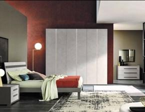 Camera da letto Abaco 114 Gierre mobili in laminato in Offerta Outlet