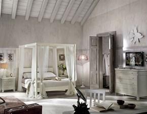 Camera da letto Artigianale Mobilike isabeau a prezzi outlet
