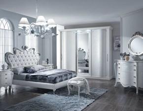 Camera da letto Artigianale Modello chanel a prezzo scontato in laminato