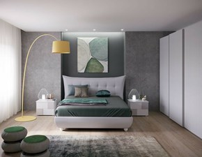Camera da letto Artigiani veneti Art.68 camera mod. night 22 serie g  a prezzo ribassato in tamburato
