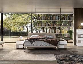 Camera da letto Bedroom 08 Mottes selection in legno a prezzo Outlet
