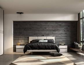 Camera da letto Bedroom 14 Mottes selection in laccato opaco a prezzo scontato