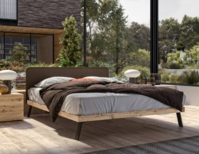 Camera da letto Bedroom 19 Mottes selection in legno a prezzo scontato