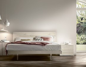 Camera da letto Bedroom 20 Mottes selection in legno a prezzo Outlet