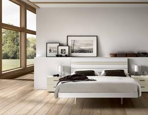 Camera da letto Bedroom 22 Mottes selection in legno a prezzo scontato