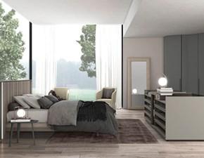 Camera da letto Camera da letto moderna Colombini casa a prezzo ribassato