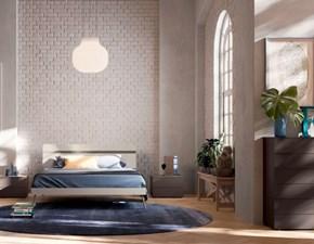 Camera da letto Camera light 06 Mottes selection in laccato opaco in Offerta Outlet