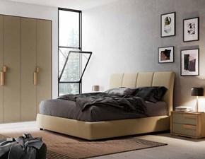 Camera da letto Camera matrimoniale in doppia finitura 8602 Artigianale a un prezzo conveniente