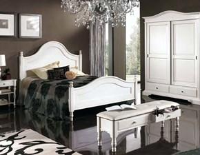 Camera da letto Camera per gli ospiti modello onda  Lion's in laccato opaco a prezzo ribassato