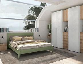Camera da letto Camere matrimoniali ricche di elementi di design unici Colombini casa OFFERTA OUTLET