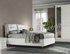 Camera da letto Colombini casa Sara a prezzo ribassato in legno