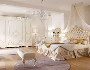 Camera da letto Composizione 15 Vittoria orlandi s.r.l. in legno a prezzo scontato