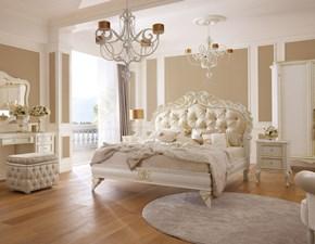 Camera da letto Composizione 16 Vittoria orlandi s.r.l. in legno a prezzo Outlet