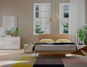 Camera da letto Composizione 20 Orme in laminato a prezzo Outlet