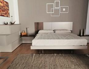 Camera da letto Con armadio Siloma in laminato a prezzo scontato