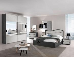 Camera da letto Imola 4 Md work OFFERTA OUTLET