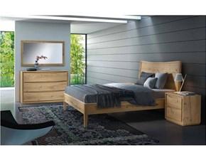 Camera da letto In rovere nodi e crepi Artigianale in legno a prezzo ribassato