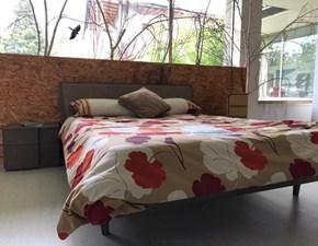 Camera da letto Infinity Accademia del mobile in legno a prezzo scontato