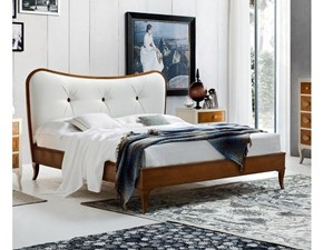 Camera da letto Le mimose Le fablier in legno a prezzo Outlet