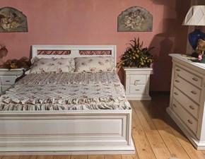 Camera da letto Lyon anthea Ellegi in legno a prezzo ribassato
