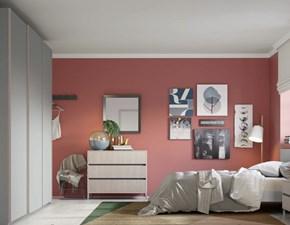 Camera da letto M307 Colombini casa in laminato a prezzo scontato