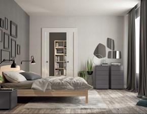 Camera da letto M314 Colombini casa PREZZI OUTLET